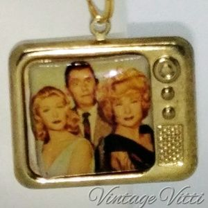 Jewelry - Vintage BEWITCHED CHARM BRACELET